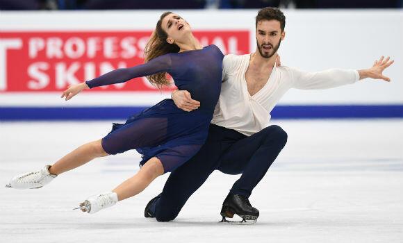 Gabriella Papadakis et Guillaume Cizeron sont en lice pour un premier titre olympique.