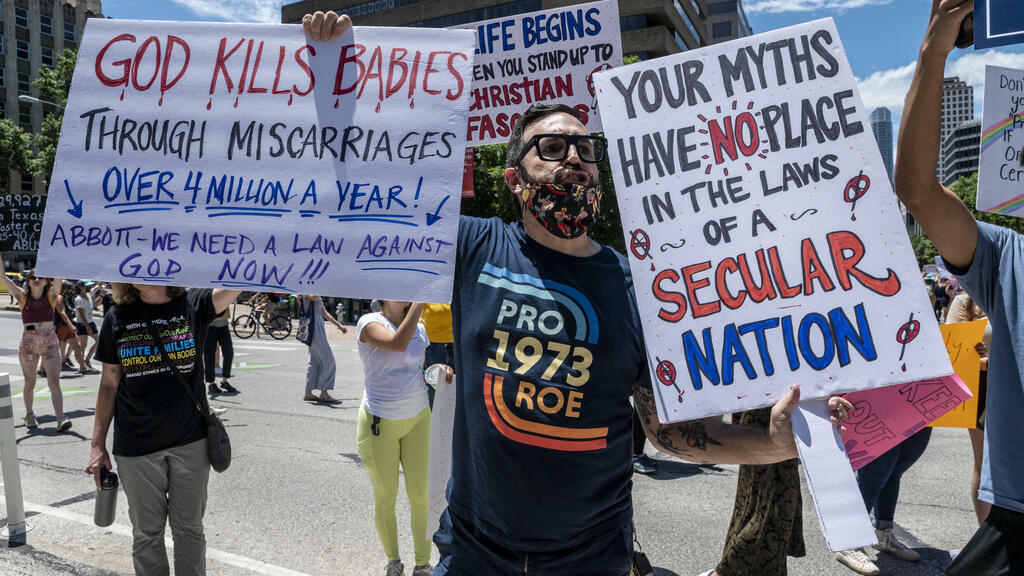 , US federal judge suspends Texas law banning abortions, The World Live Breaking News Coverage & Updates IN ENGLISH