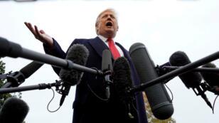 El presidente Donald Trump anunció el 9 de noviembre la proclama que limita la petición de asilo para quienes ingresen de manera ilegal a Estados Unidos.