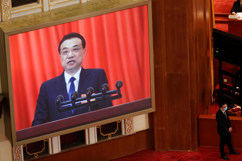 Le Premier ministre chinois, Li Keqiang, a annoncé que la Chine n'allait pas, pour la première fois, faire de prévision de croissance pour l'année 2020.