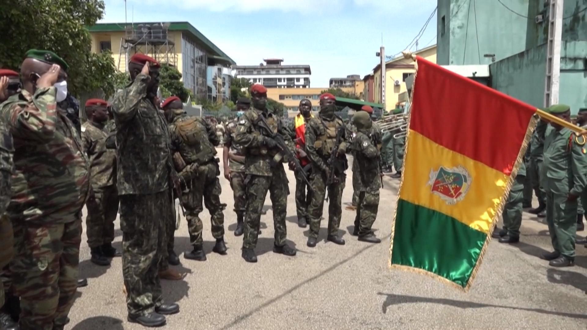 Transition en Guinée : la feuille de route dévoilée, aucune date d'élection fixée