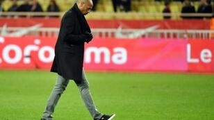 Henry's Monaco suffered yet another blow to their Ligue 1 survival hopes