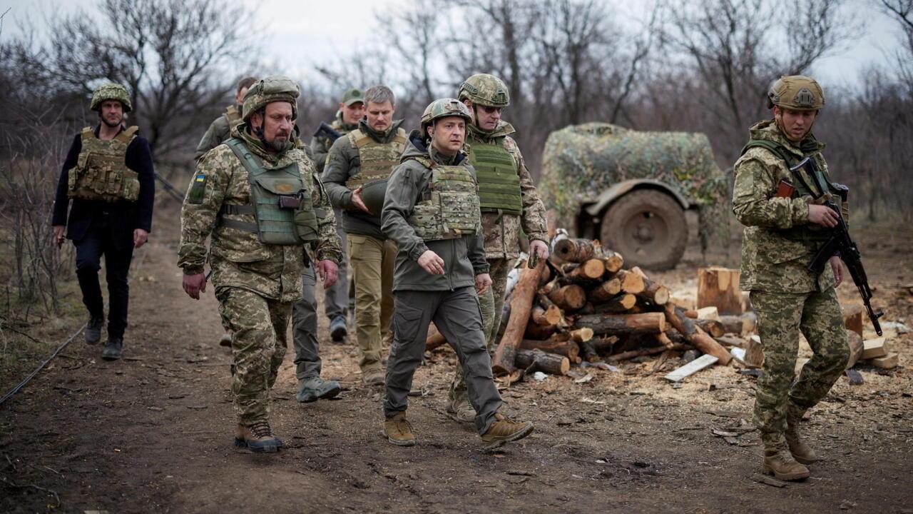 Tras meses de tregua revive la tensión entre Ucrania y Rusia en la región  de Donbass