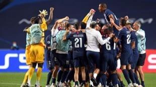 PSG Ligue des champions