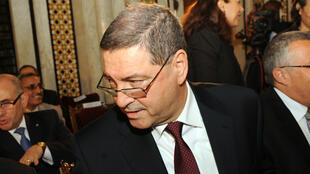 Habib Essid en 2011.