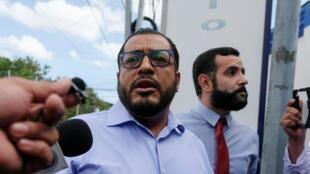 Felix Maradiaga arrêté