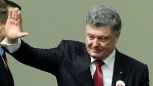 Le président ukrainien Petro Porochenko (photo d'archives).