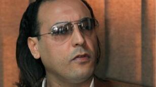Mahmud Turkia, AFP | Hannibal Gadhafi, the son of late Libyan dictator Muammar Gadhafi