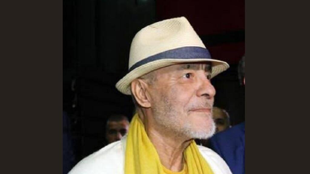 المغني الجزائري جمال علام.
