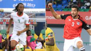 Le Burkina Faso et l'Égypte s'affrontent en demi-finale de la CAN-2017, mercredi à 20 h.