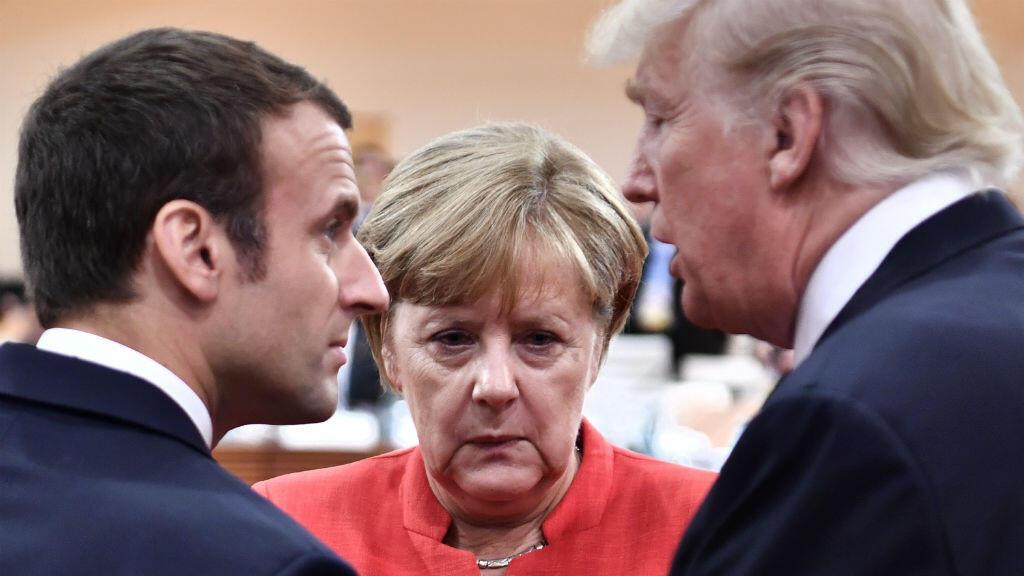L'Europe, France et Allemagne en tête ont vivement critiqué la décision de Donald Trump de quitter l'accord sur le nucléaire iranien