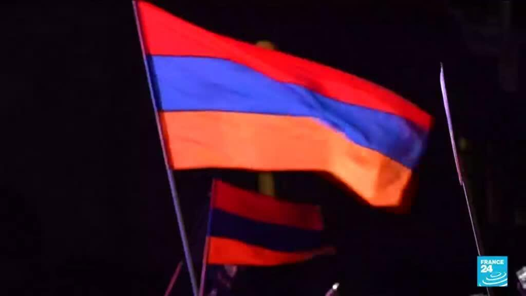 2021-06-18 16:04 Législatives en Arménie : Nikol Pachinian joue sa survie politique