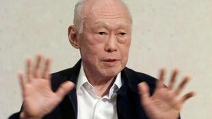 The family of Singapore's founding leader Lee Kuan Yew have been engaged in a bitter public feud since his death