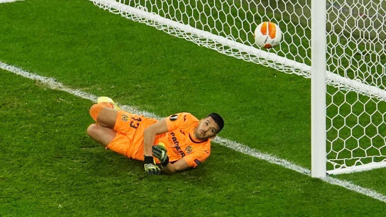 الدوري الأوروبي لكرة القدم: فياريال الإسباني يحرز اللقب إثر فوزه على مانشستر يونايتد بركلات الترجيح