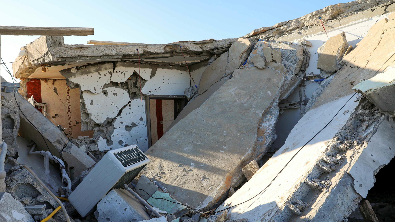 Libia destruccion