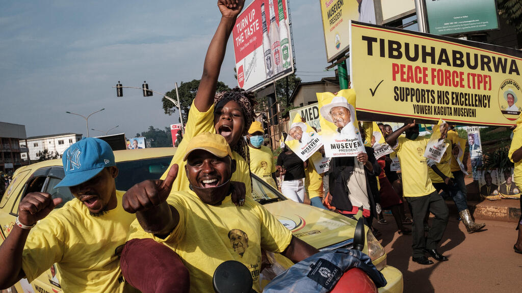 Ugandan President Museveni wins sixth term as vote rigging alleged
