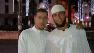 Ayoub El Khazzani pose ici sur une photo non datée.