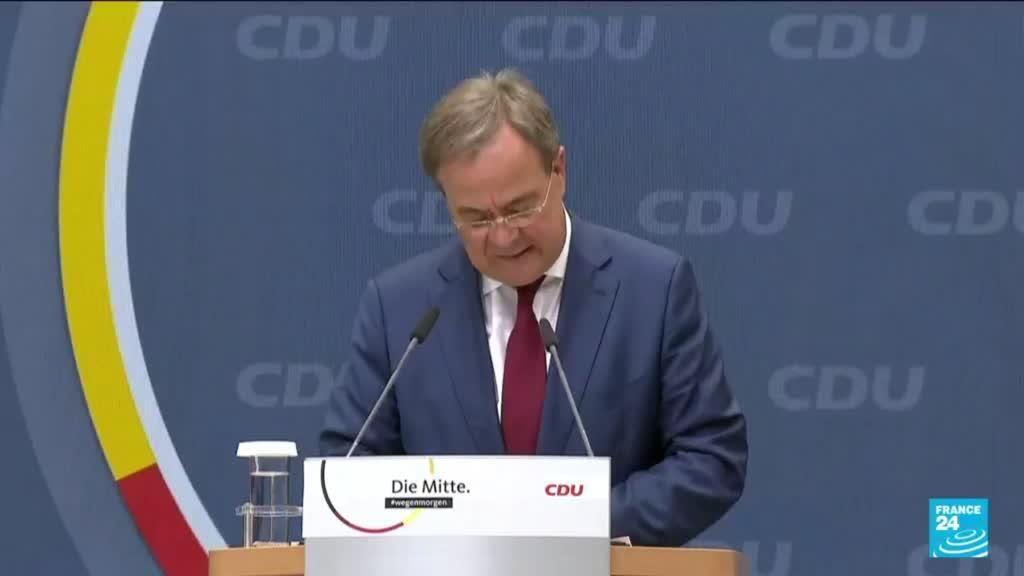 """2021-08-16 17:05 Taliban en Afghanistan : """"Plus grande débâcle de l'OTAN"""" pour le président du CDU"""