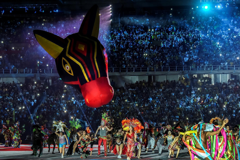 La ciudad de Barranquilla en Colombia es escenario de los XXIII Juegos Centroamericanos y del Caribe. La ceremonia de apertura estuvo marcada por muestras de su carnaval, símbolo cultural de los colombianos.