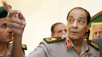File photo taken September 13, 2011, of  Egypt's Mohammed Hussein Tantawi. The former army general who ruled Egypt after Hosni Mubarak's ouster died on September 21, 2021.