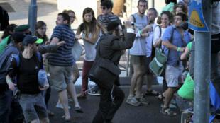 L'agression a eu lieu le 30 juillet 2015, lors de la Gay Pride de Jérusalem.