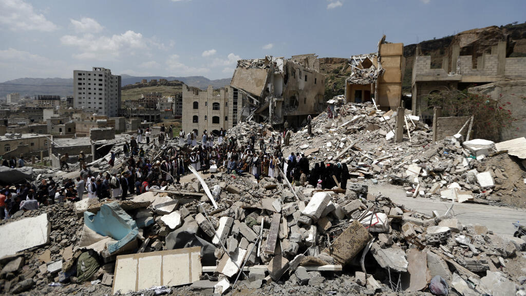 Le Yémen est au bord de la famine avec, en outre, des épidémies de choléra et de diphtérie.