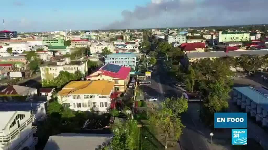 En foco Guyana Valeria Saccone