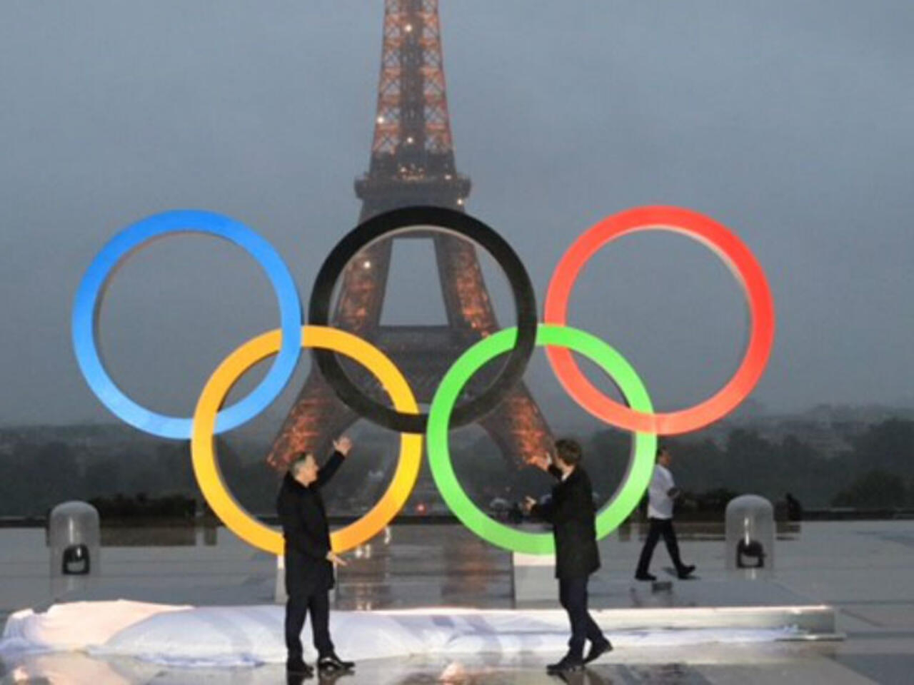 Paris officially named host city for the 20 Olympic Games
