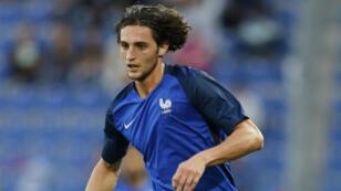 Adrien Rabiot appelé pour la première fois chez les A en bleu.