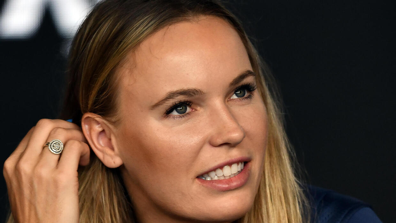 No Regrets As Wozniacki Embarks On Swansong At Australian