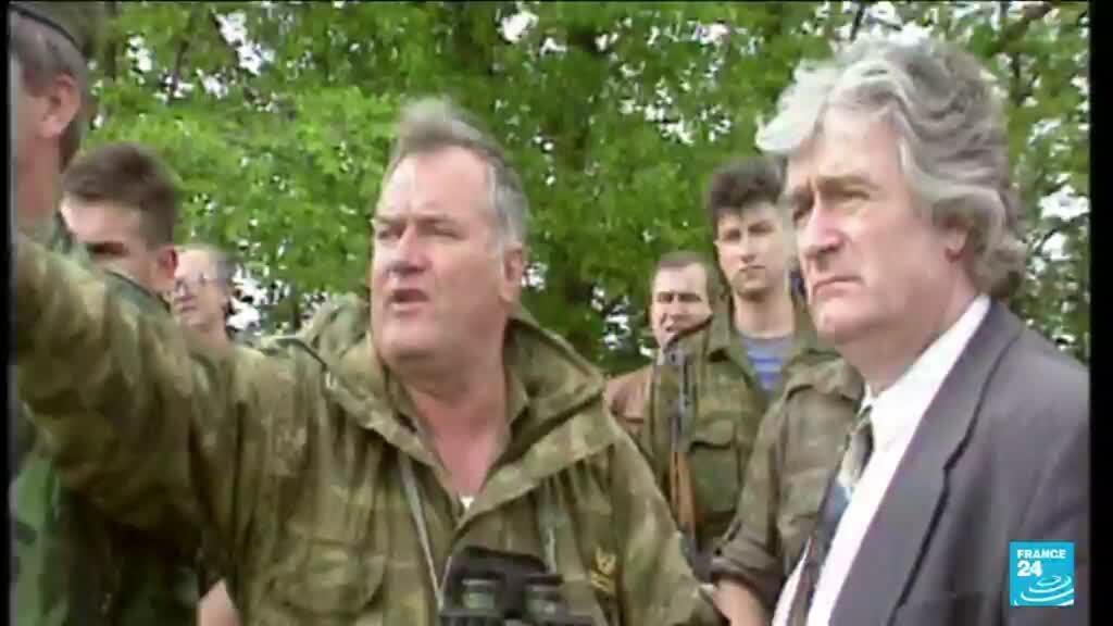 2021-06-08 14:11 Procès en appel de Ratko Mladic : l'ancien militaire bosno-serbe bientôt fixé sur son sort