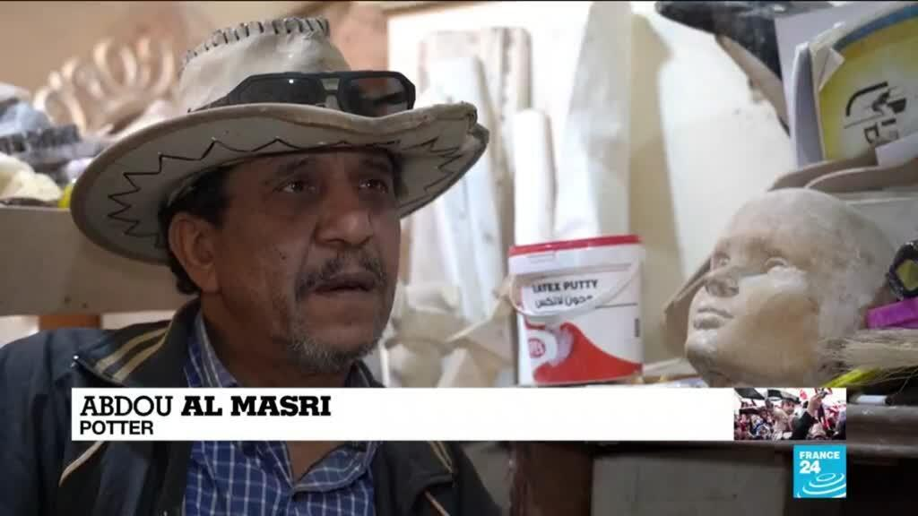 2021-01-27 11:10 Egypt revolution, 10 years on: Cairo's new homeless