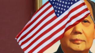 Le président américain, Donald Trump, s'est dit prêt à taxer l'intégralité des importations de produits chinois.