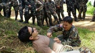 تدريبات للجيش الاميركي في الفلبين