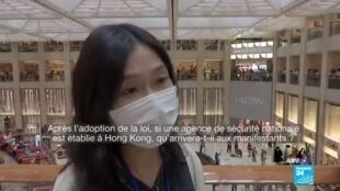 2020-05-28 14:20 Le Parlement chinois engage la reprise en main controversée de Hong Kong