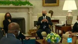 2021-04-16 10:36 Tensions États-Unis / Russie : Joe Biden annonce une série de sanctions contre Moscou