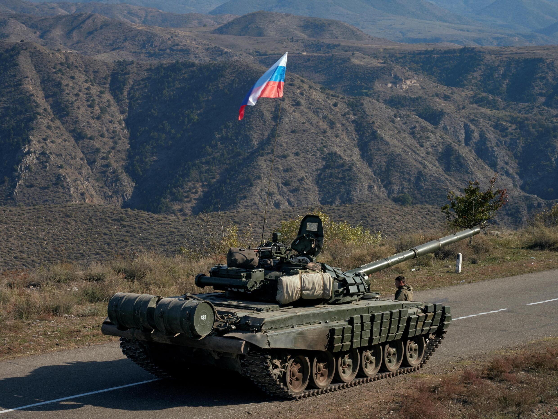 Russie Haut-Karabakh