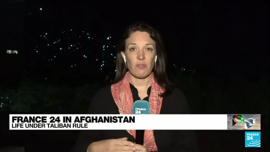 2021-10-06 22:10 Report from Afghanistan: 'People desperate to get out'