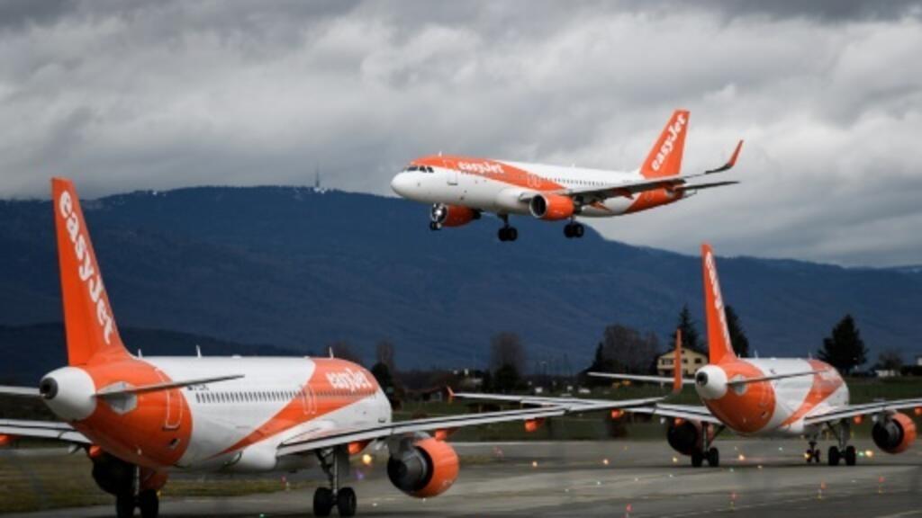 Covid-19 : EasyJet annonce le licenciement d'un tiers de son personnel