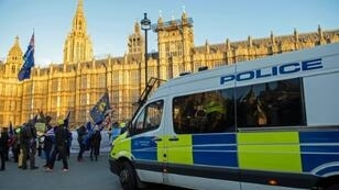 London's Metropolitan Police revealed it was adivsing retailers to consider extra security measures in case uncertainty around Britain's departure from th EU led to a surge in people trying to stockpile goods