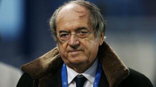 Noël le Graët, président de la Fédération fançaise de football.