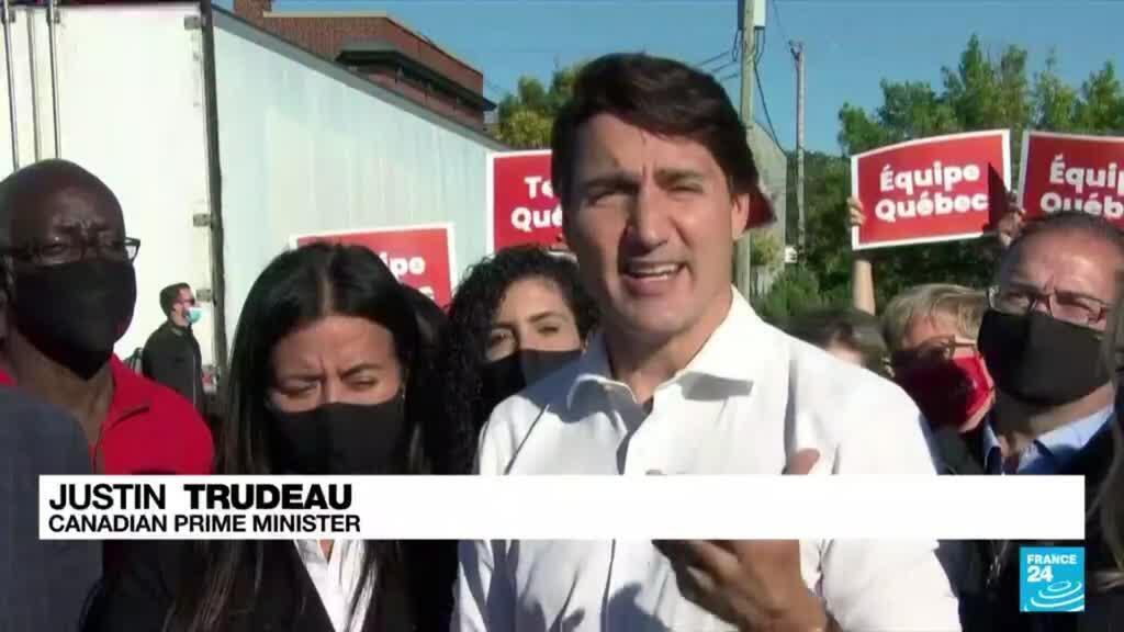 2021-09-20 08:03 Trudeau, O'Toole blitz key battlegrounds ahead of Canada's election