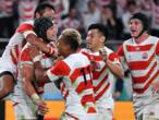 Mondial de rugby: bousculé, le Japon s'en sort face à la Russie