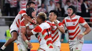 Le Japon a dominé la Russie pour son premier match du Mondial-2019 de rugby.