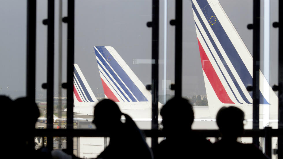 Une Cinquieme Journee De Greve A Air France Entraine L