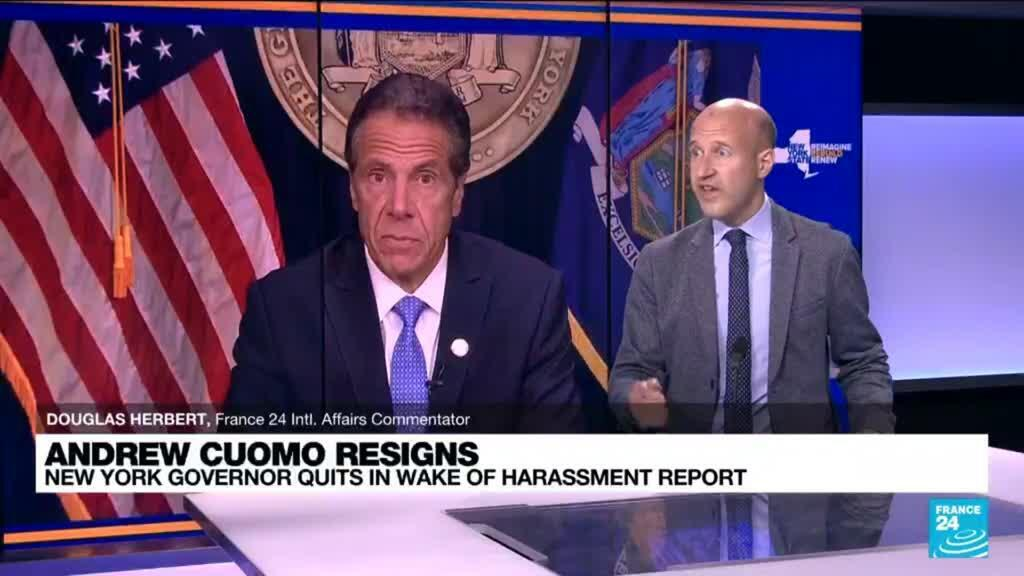 2021-08-11 08:02 Andrew Cuomo resignation: 'The end of a political dynasty'