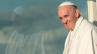El papa llega a Colombia, sexto país en la lista de católicos con 38,1 millones.