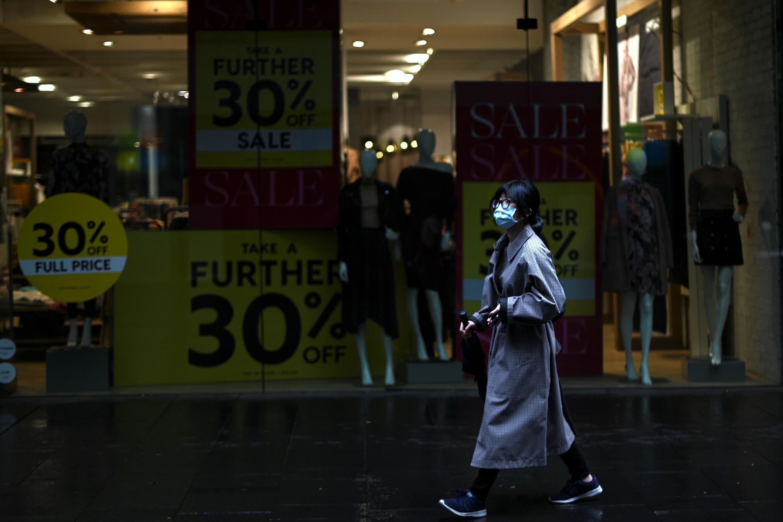 The global economy has been hit hard by the coronavirus pandemic.