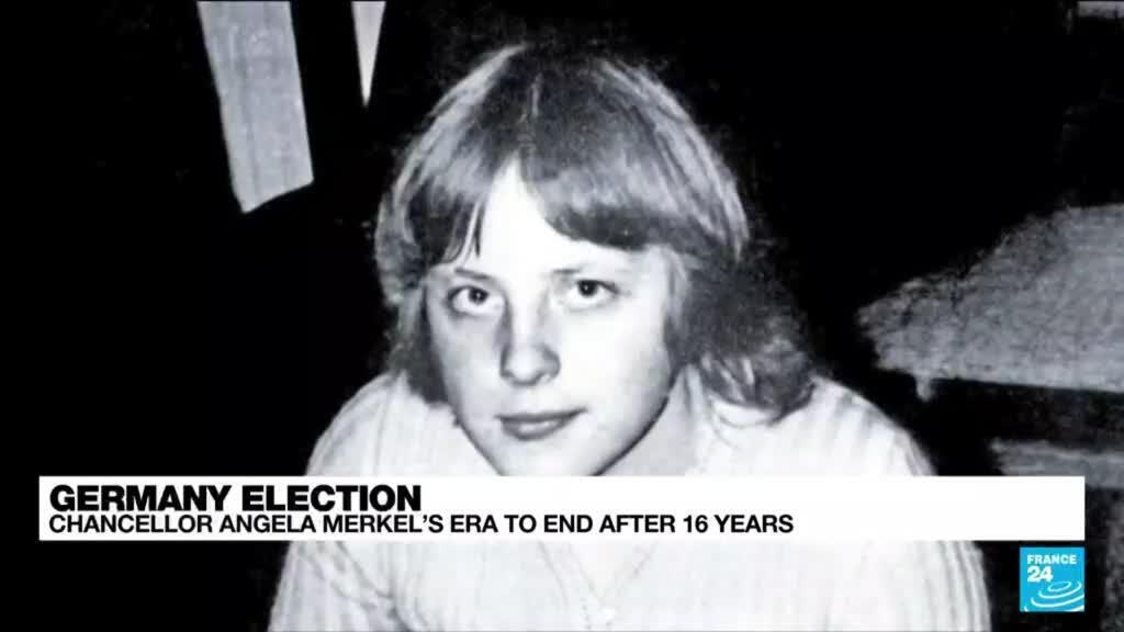 2021-09-24 13:07 Germany election: Chancellor Angela Merkel's era to end after 16 years