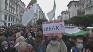 Deuxième anniversaire du Hirak en Algérie : quel futur pour le mouvement contestataire ?